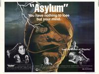 Asylum - 11 x 14 Movie Poster - Style A