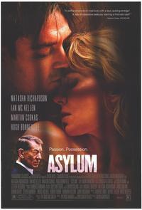 Asylum - 11 x 17 Movie Poster - Style A