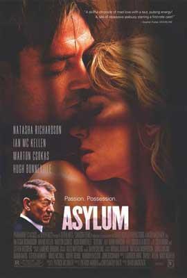Asylum - 27 x 40 Movie Poster - Style A