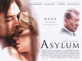 Asylum - 11 x 17 Movie Poster - Style B