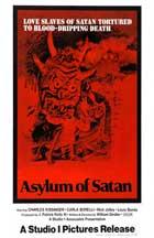 Asylum of Satan - 11 x 17 Movie Poster - Style A