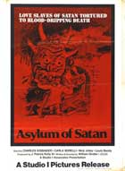 Asylum of Satan - 27 x 40 Movie Poster - Style A