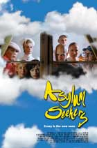 Asylum Seekers - 43 x 62 Movie Poster - Bus Shelter Style A