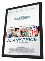 At Any Price - 11 x 17 Movie Poster - Style A - in Deluxe Wood Frame