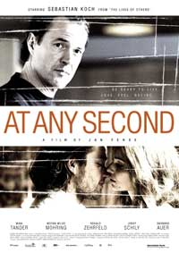 At Any Second - 11 x 17 Movie Poster - UK Style A