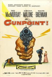 At Gunpoint - 43 x 62 Movie Poster - Bus Shelter Style A