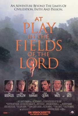 At Play in the Fields of the Lord - 11 x 17 Movie Poster - Style A