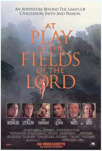 At Play in the Fields of the Lord - 43 x 62 Movie Poster - Bus Shelter Style A