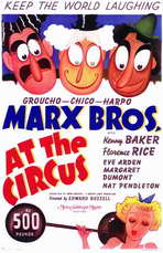 At the Circus - 11 x 17 Movie Poster - Style A
