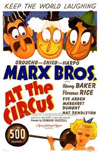 At the Circus - 43 x 62 Movie Poster - Bus Shelter Style A