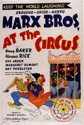 At the Circus - 11 x 17 Movie Poster - Style B