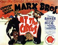 At the Circus - 22 x 28 Movie Poster - Half Sheet Style A