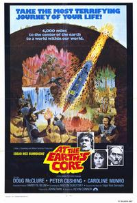 At the Earth's Core - 27 x 40 Movie Poster - Style A