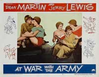 At War with the Army - 11 x 14 Movie Poster - Style B