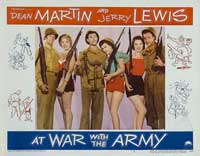 At War with the Army - 11 x 14 Movie Poster - Style C