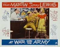 At War with the Army - 11 x 14 Movie Poster - Style G
