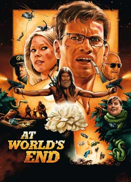 At World's End - 11 x 17 Movie Poster - UK Style A