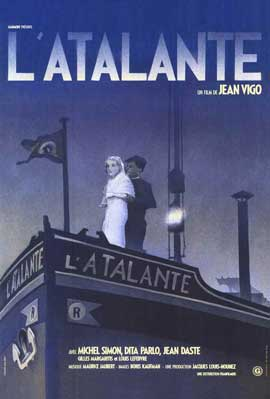 - 11 x 17 Movie Poster - French Style A