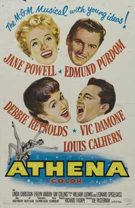 Athena - 11 x 17 Movie Poster - Style A