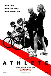 Athlete - 11 x 17 Movie Poster - Style A