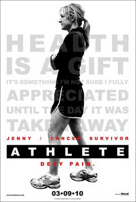 Athlete - 27 x 40 Movie Poster - Style A