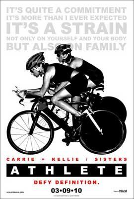 Athlete - 11 x 17 Movie Poster - Style C