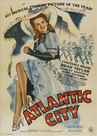 Atlantic City - 11 x 17 Movie Poster - Style A