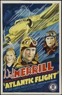 Atlantic Flight - 43 x 62 Movie Poster - Bus Shelter Style A