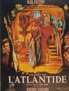 Atlantid - 11 x 17 Movie Poster - French Style A
