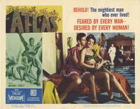 Atlas - 11 x 14 Movie Poster - Style G