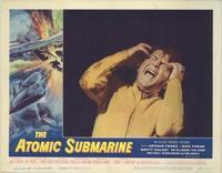 Atomic Submarine - 11 x 14 Movie Poster - Style B