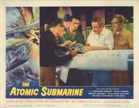Atomic Submarine - 11 x 14 Movie Poster - Style F