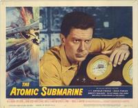 Atomic Submarine - 11 x 14 Movie Poster - Style C