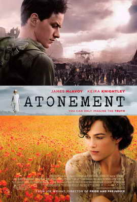 Atonement - 11 x 17 Movie Poster - Style A