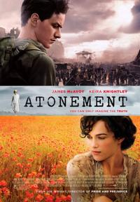 Atonement - 43 x 62 Movie Poster - Bus Shelter Style A