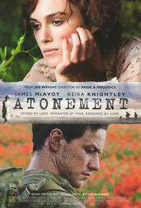 Atonement - 43 x 62 Movie Poster - Bus Shelter Style B