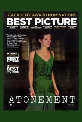 Atonement - 27 x 40 Movie Poster - Style C
