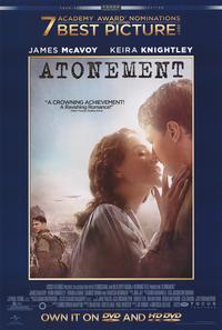 Atonement - 43 x 62 Movie Poster - Bus Shelter Style C