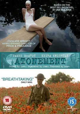 Atonement - 11 x 17 Movie Poster - UK Style C