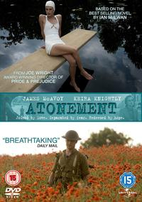Atonement - 27 x 40 Movie Poster - UK Style C