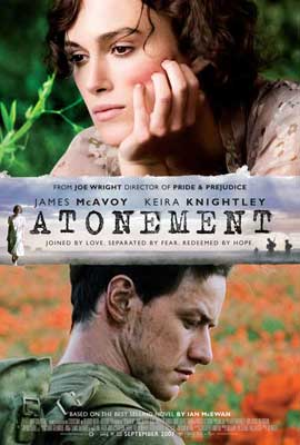Atonement - 11 x 17 Movie Poster - UK Style A