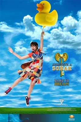 Atrevete a Sonar (TV) - 11 x 17 Movie Poster - Style A