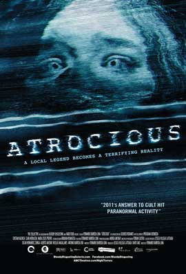 Atrocious - 27 x 40 Movie Poster - Style A