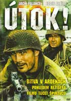 Attack - 11 x 17 Movie Poster - Czchecoslovakian Style A