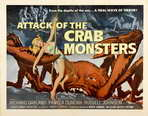 Attack of the Crab Monsters - 27 x 40 Movie Poster - Style B
