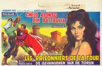 Attack of the Moors - 11 x 17 Movie Poster - Belgian Style A