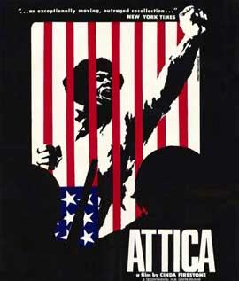 Attica - 11 x 17 Movie Poster - Style A