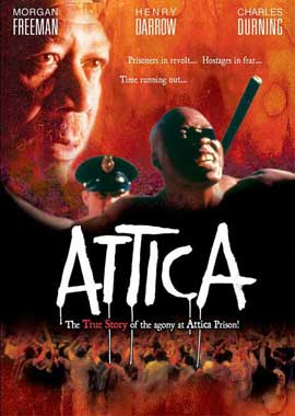 Attica - 11 x 17 Movie Poster - UK Style A