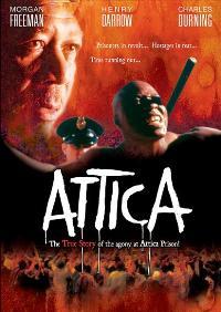 Attica - 27 x 40 Movie Poster - UK Style A