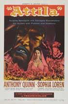 Attila - 27 x 40 Movie Poster - Style C